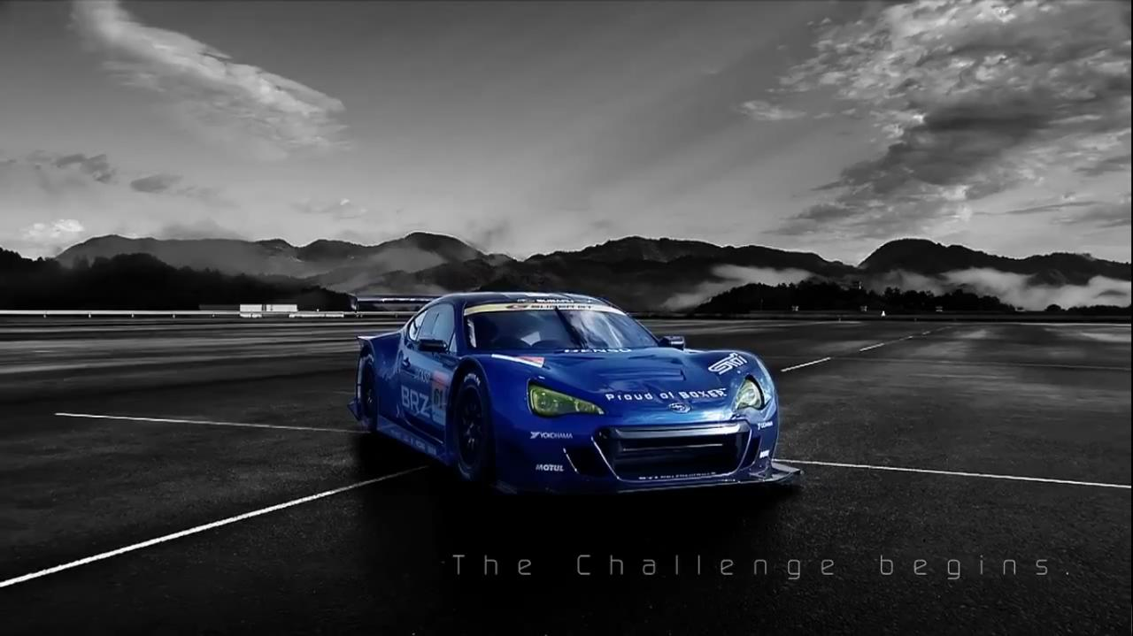 Subaru brz gt300 video promotional automod subaru subaru brz gt300 voltagebd Choice Image